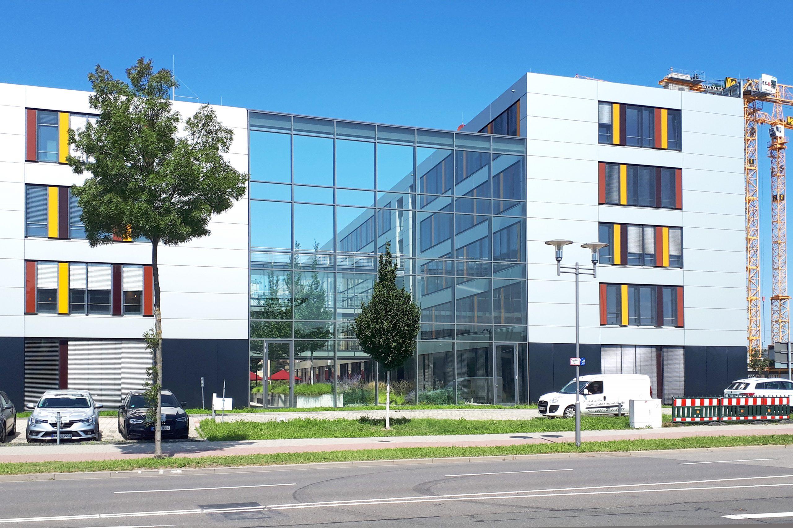 Schallschutzwand Lärmschutzwand in Mannheim