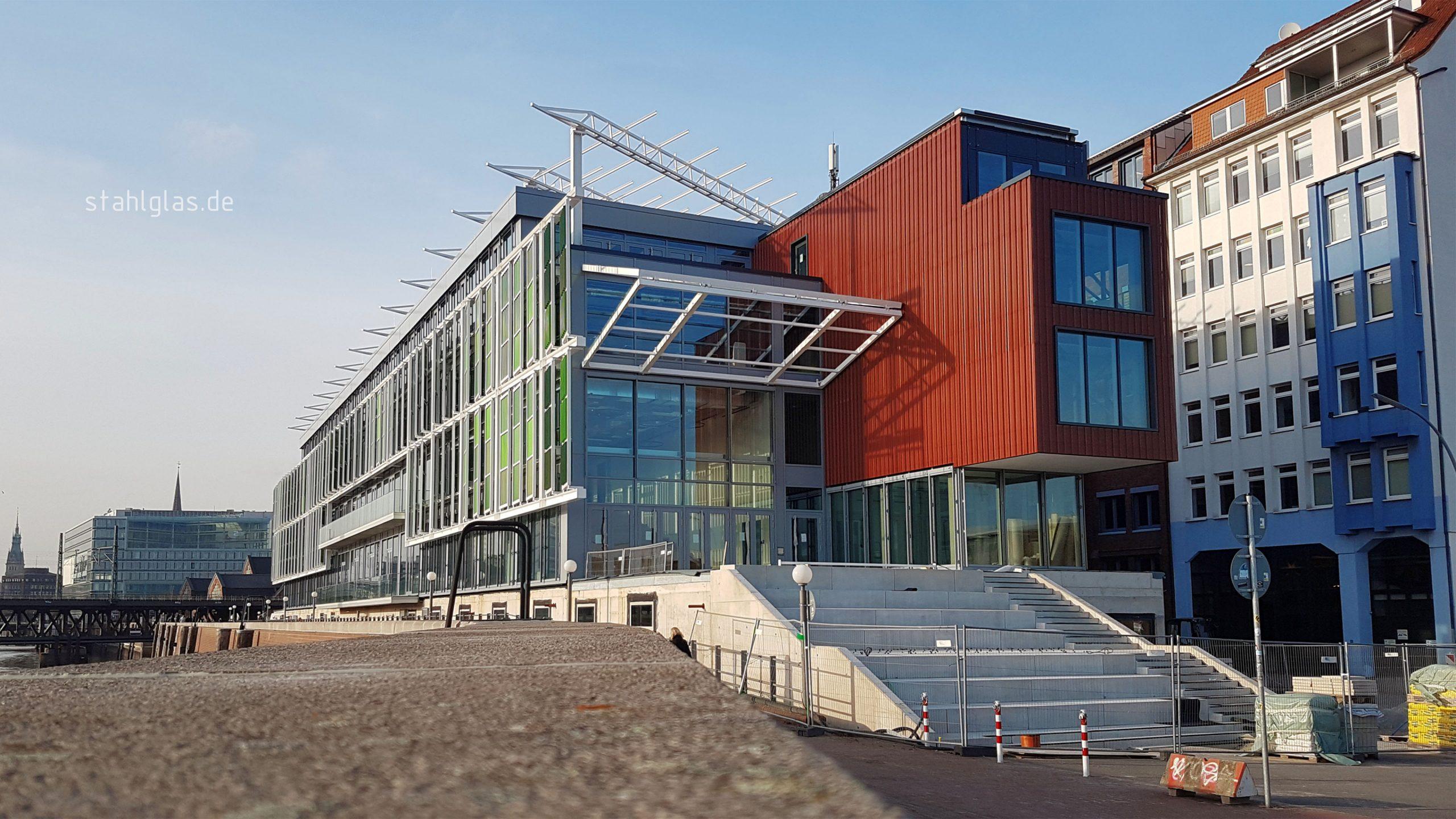 Hamburg Hammerbrooklyn Digital Campus