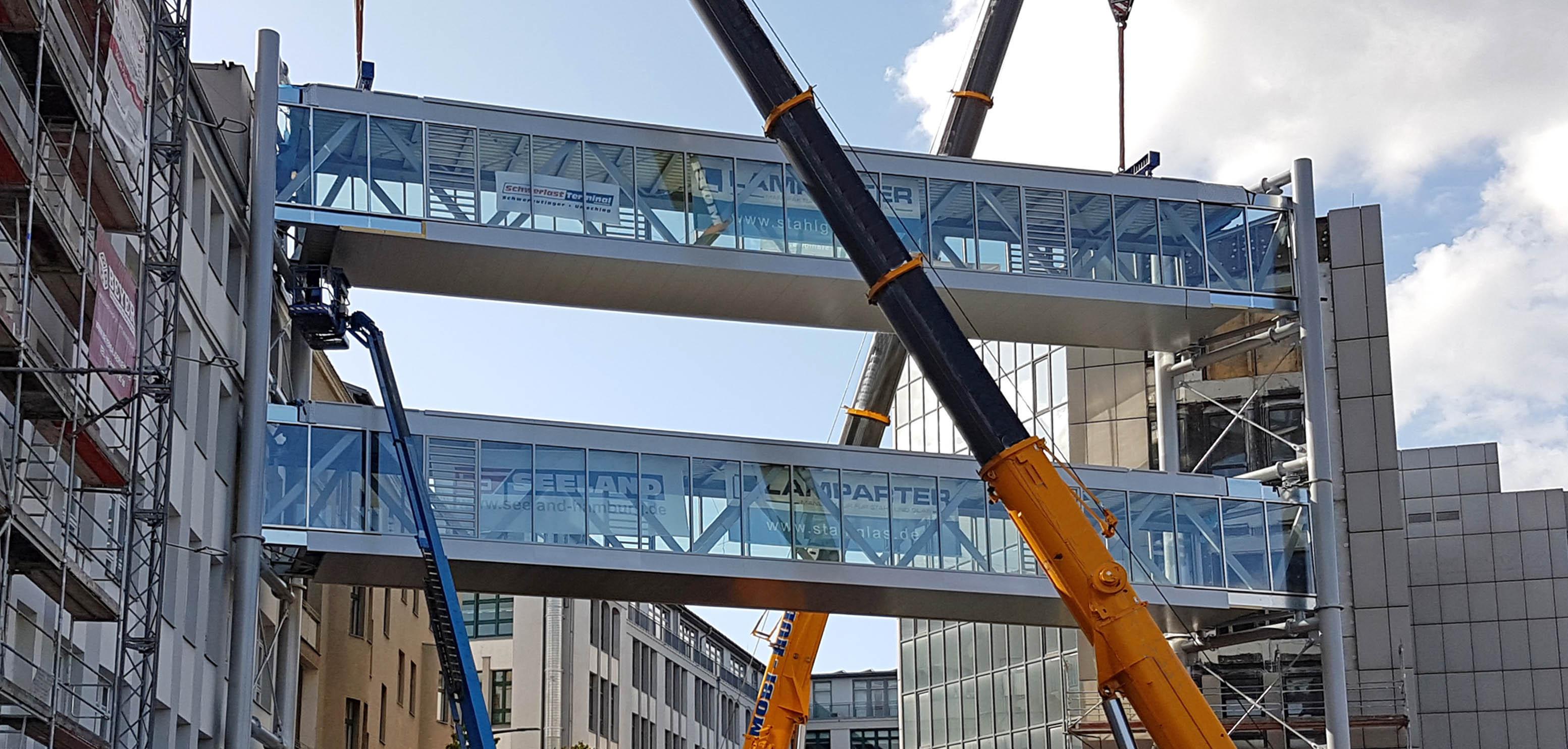 Header Verbindungsbrücke Melag Berlin