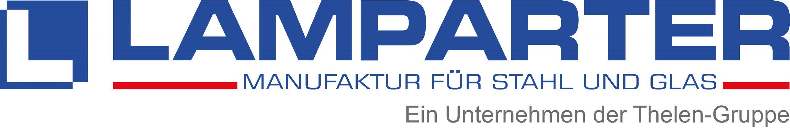 Logo Lamparter mit Manufaktur 8K
