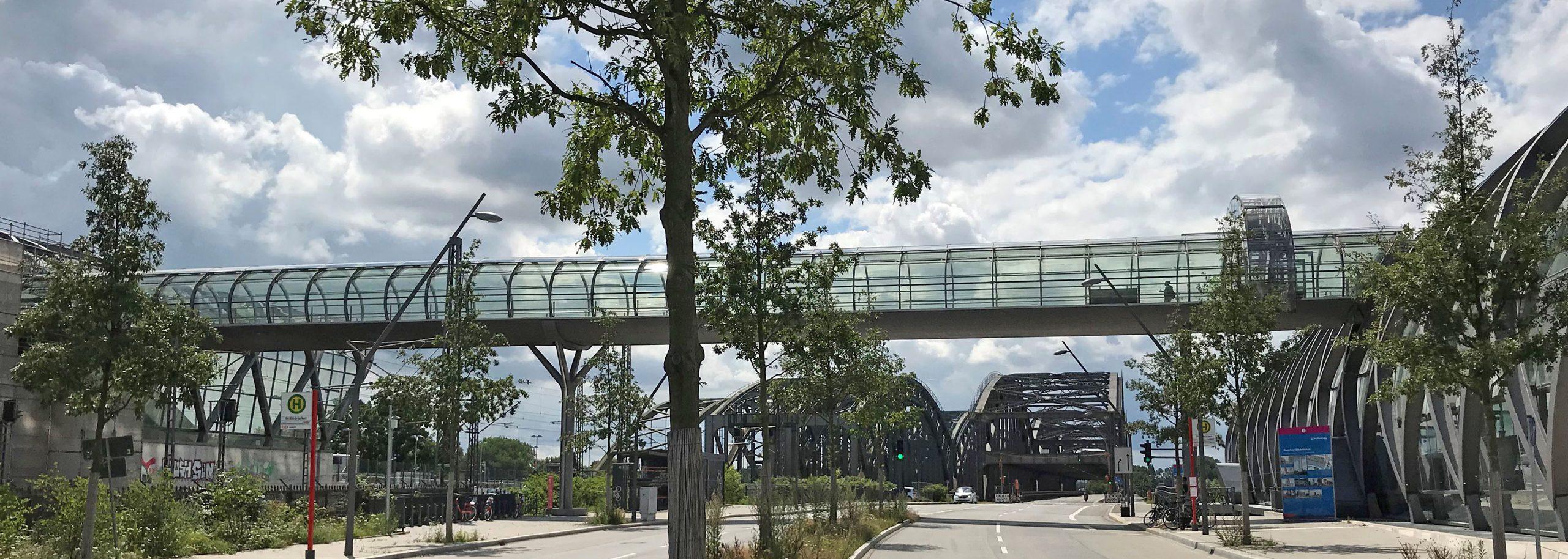 Hamburg Hochbahn Verbindungsbrücke Heroslider Header