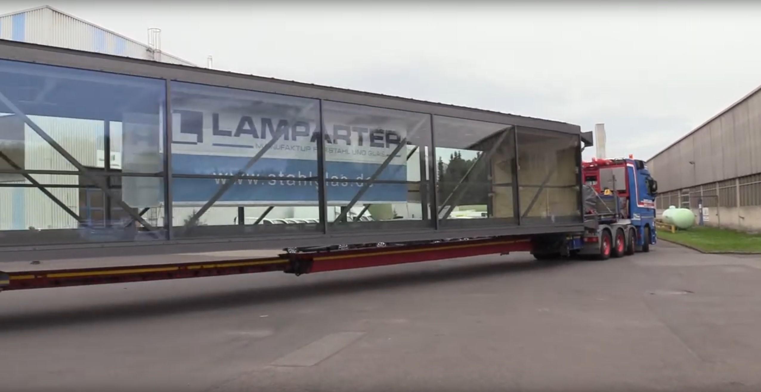 Miniatur Wunderland Transport Video
