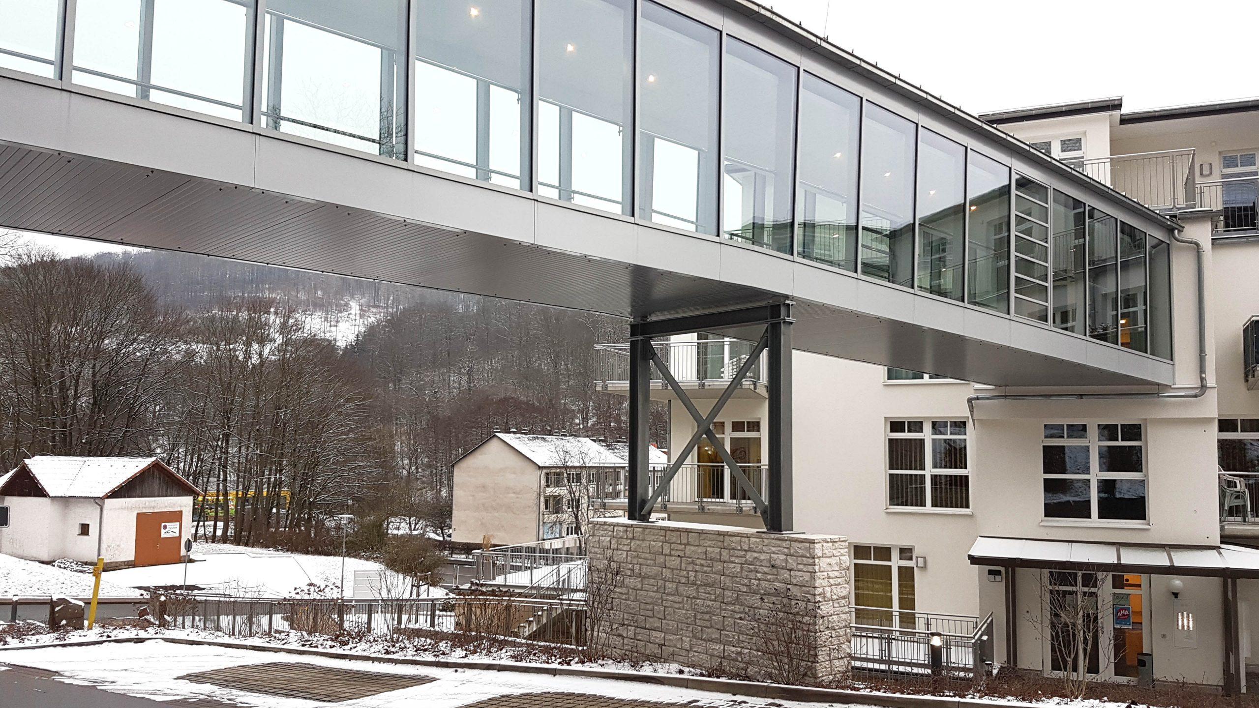 Seniorenzentrum Helsa Brücke