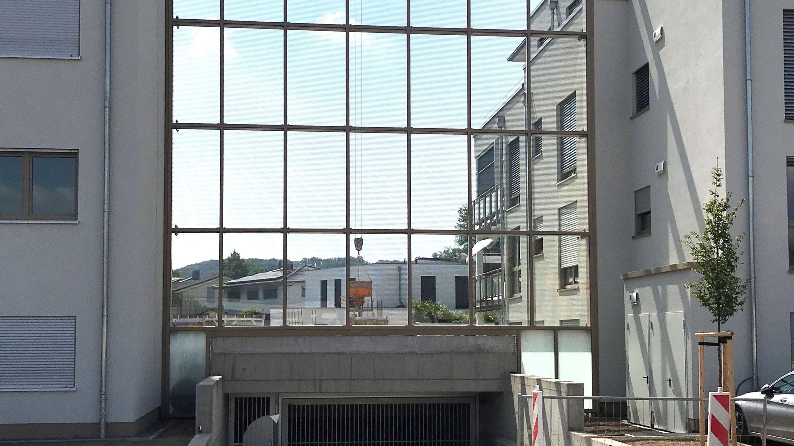 Schallschutzwand Koblenz
